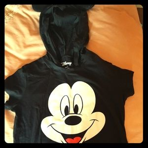 Mickey Smiley shirt!